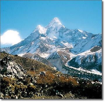 Himalayas Gorak Shep