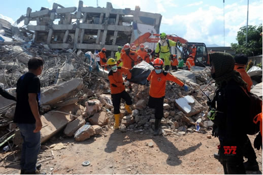 Palu Sulawesi Indonesia Tsunami 2018